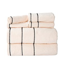 Lavish Home Quick Dry Zero Twist 6-pc. Towel Set