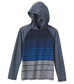 Ruff Hewn Boys' 8-20 Striped Raglan Hoodie