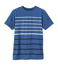 Ruff Hewn Boys' 8-20 Short Sleeve Striped Tee