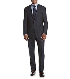 Hart Schaffner Marx® Men's Blue Tic Suit