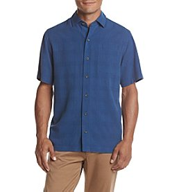 Paradise Collection® Men's Short Sleeve Button Down Shirt