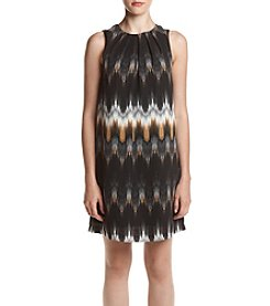 Kensie® Blurry Stripe Dress