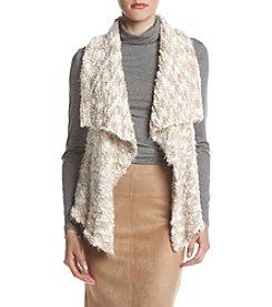Kensie® Chunky Sweater Vest