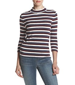 Kensie® Striped Sweater