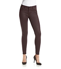 Celebrity Pink Coated Skinny Jeans