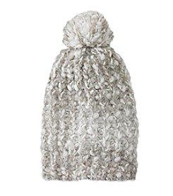 Cejon® Soft Ombre Pom Knit Beanie