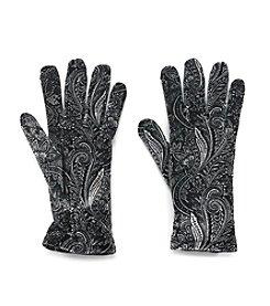 Cejon® Paisley Velvet Glove