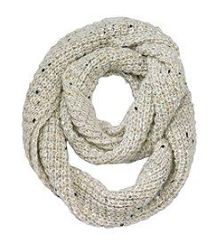 Cejon® Galaxy Knit Infinity Scarf