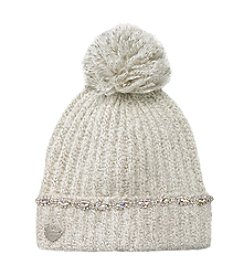 Betsey Johnson® On The Rocks Cuff Hat