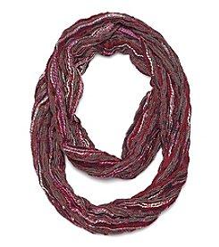 Basha Textured Lurex® Scarf