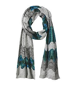 Echo Glacier Waves Muffler Scarf