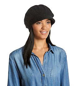 Echo Solid Girl Newsboy Hat