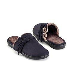Isotoner Signature® Microsuede Slippers