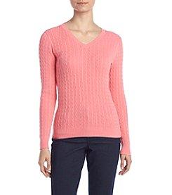 Studio Works® V-Neck Sweater