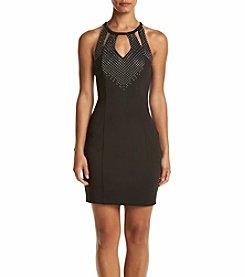 GUESS Cutout Dress