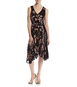 Ivanka Trump® Climbing Lillies Dress