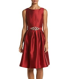 Eliza J® Belted Dress