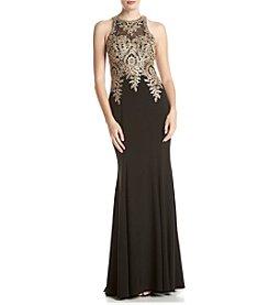 Xscape Mermaid Lace Dress