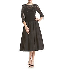 Jessica Howard® Lace Top Party Dress