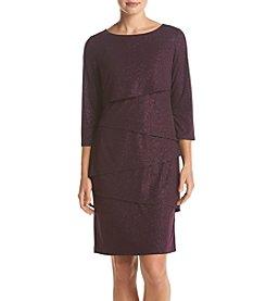 Ronni Nicole® Glitter Sheath Dress