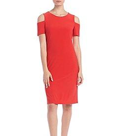 Ronni Nicole® Cold Shoulder Dress