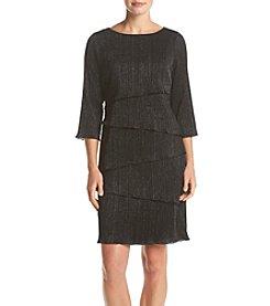 Ronni Nicole® Layered Glitter Dress