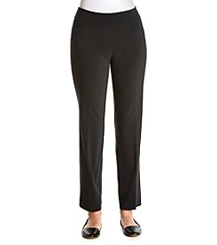 Studio Works® Faux Front Pull On Pants