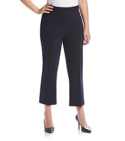 MICHAEL Michael Kors® Plus Size Cigarette Crop Pants