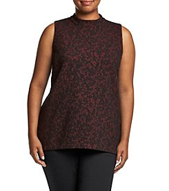 MICHAEL Michael Kors® Plus Size Umbri Split Hem Tunic