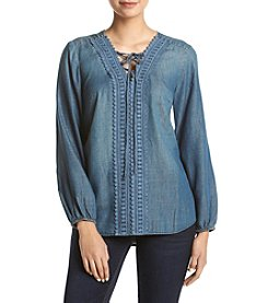 Nine West Vintage America Collection® Ali Peasant Top