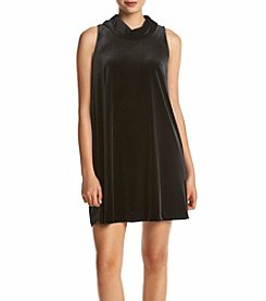 Adrianna Papell® Velvet Shift Dress