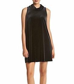 Adrianna Papell® Velvet Shift Dress