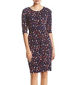 Adrianna Papell® Printed Sheath Dress