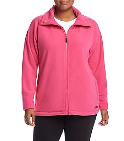 Calvin Klein Performance Plus Size Polar Fleece Jacket