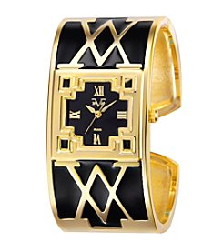 V19.69 Women's Abbigliamento Sportivo SRL Black V Bangle Watch