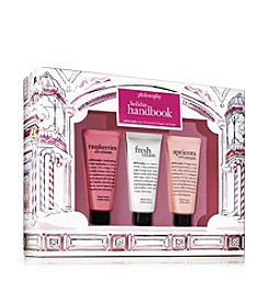 philosophy® The Holiday Handbook Gift Set