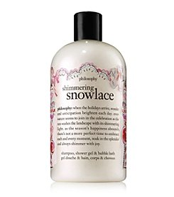 philosophy® Shimmering Snowlace Shower Gel