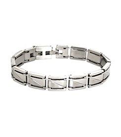 Steel Impressions Stainless Steel Bracelet