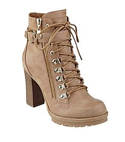 G by GUESS Grazzy 2 Lace Up Booties