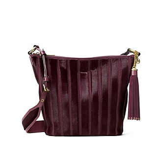 MICHAEL Michael Kors® Medium Brooklyn Applique Feed Bag Crossbody