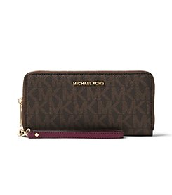 MICHAEL Michael Kors® Travel Continental Wristlet