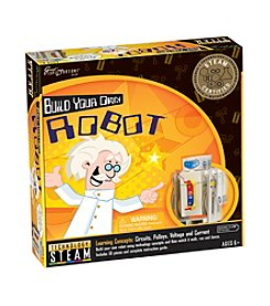 Great Explorations® STEAM Technology: Build Your Own Robot
