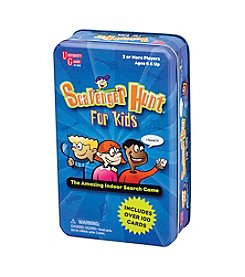 University Games Scavenger Hunt for Kids Tin