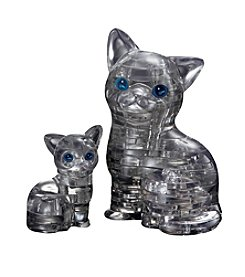 BePuzzled® 49-pc. Cat and Kitten Original 3D Crystal Puzzle