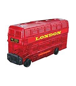 BePuzzled® 53-pc. London Doubledecker Bus Original 3D Crystal Puzzle