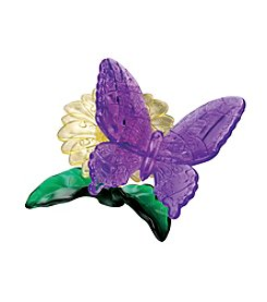 BePuzzled® 38-pc. Butterfly Original 3D Crystal Puzzle