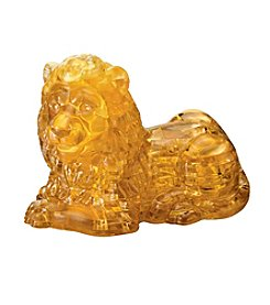 BePuzzled® 96-pc. Lion Deluxe 3D Crystal Puzzle