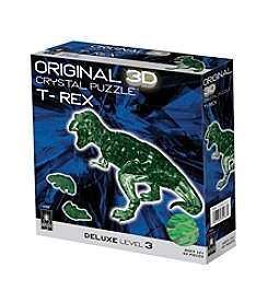 BePuzzled® 49-pc. T-Rex Deluxe 3D Crystal Puzzle