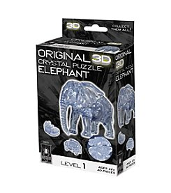 BePuzzled® 40-pc. Elephant Original 3D Crystal Puzzle