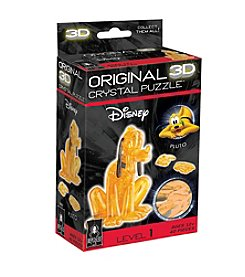 BePuzzled 40-pc. Disney® Pluto 3D Crystal Puzzle